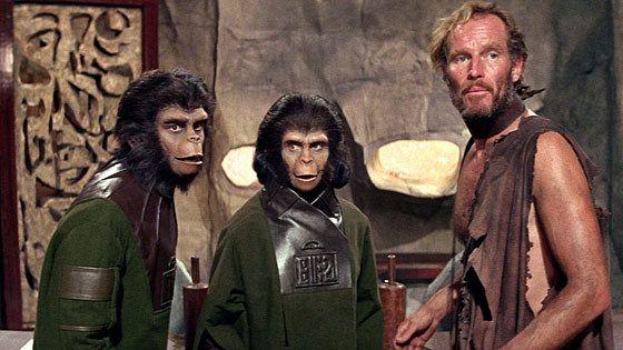Планета обезьян (Planet of the Apes)