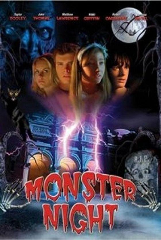 Кошелек или жизнь (Monster Night)