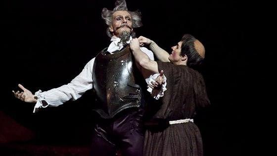 Дон Кихот (Don Quichotte)