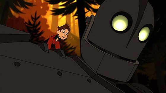 Стальной гигант (The Iron Giant)