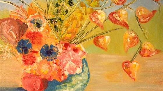Живописная радуга Валерии Беловой