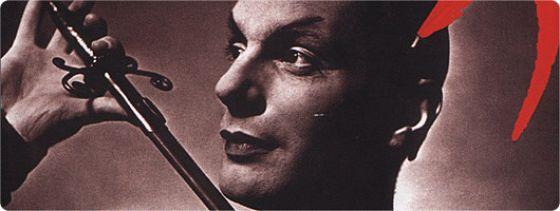 Густав Грюндгенс - взгляды актера. Картины к легенде
