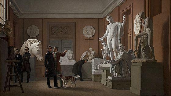 Датские мастера. 1800–1850-е
