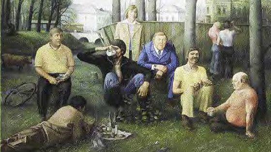 Без барьеров. Российское искусство 1985–2000