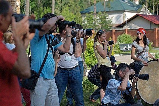 Фестиваль-праздник «День фотографа-2010»