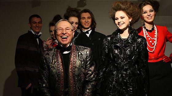 Слава российской моды