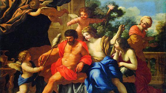 Дети богов. Античные герои в древнем и новом искусстве
