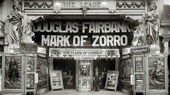 Знак Зорро (The Mark of Zorro)