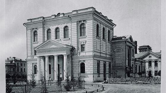 Музей истории медицины Первого МГМУ им. Сеченова