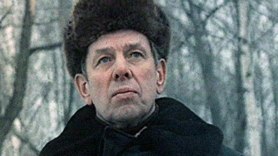 Георгий Жженов. Агент надежды