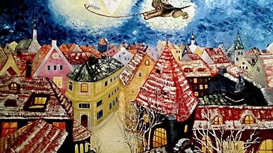 Лора Фебруари. Ангелы старого Таллинна