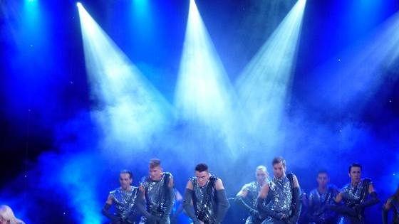 Юбилейный концерт балета «Тодес»