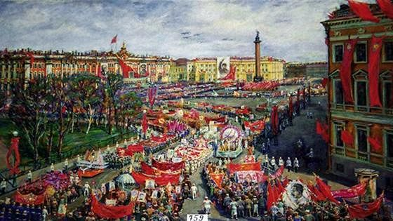 Красный день календаря. Праздники страны Советов