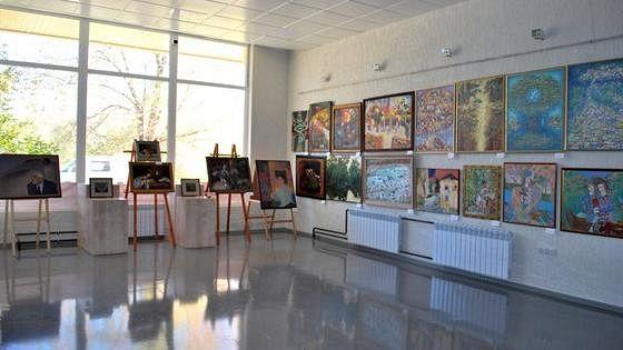 Музейно-выставочный центр Красноармейского района