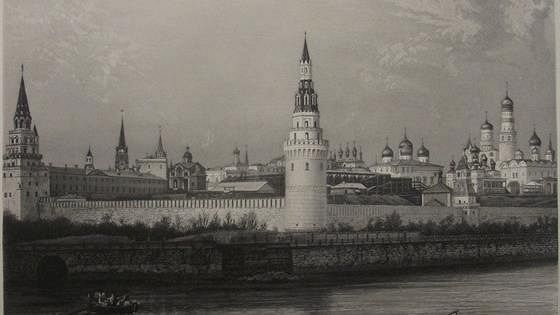Москва. Три утопии