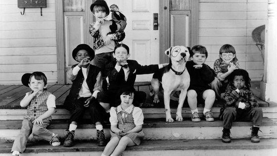 Маленькие негодяи (The Little Rascals)