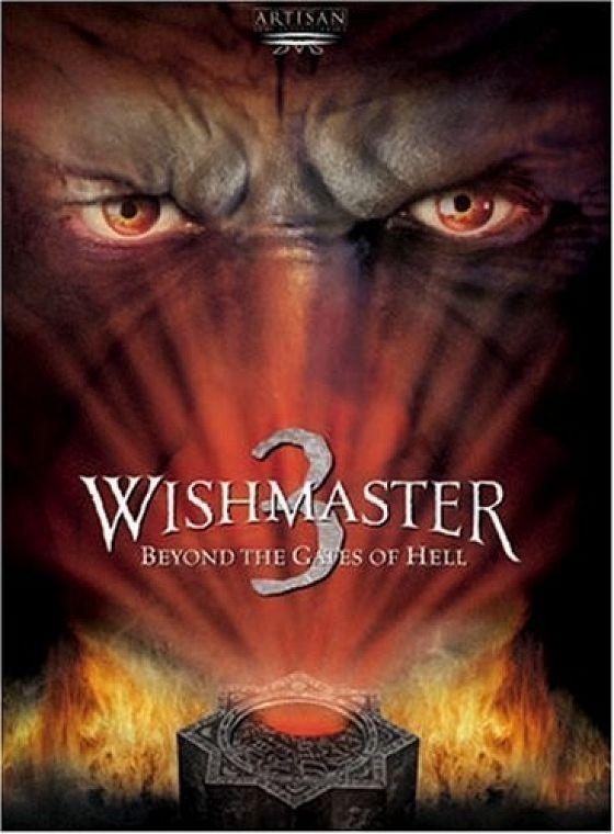 Исполнитель желаний-3 (Wishmaster 3: Beyond the Gates of Hell)