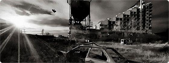 Заброшеный город