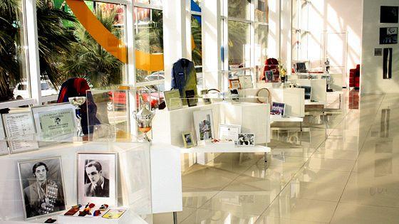 Музей cпортивной славы Сочи