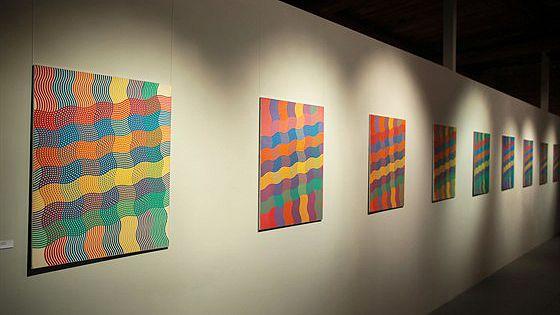Оптические переживания. Выставка абстрактного искусства