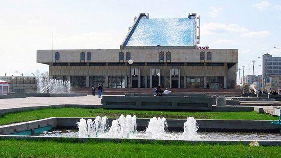 Татарский театр им. Камала