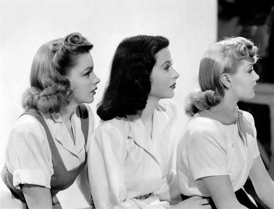 Девушки Зигфелда (Ziegfeld Girl)