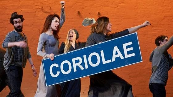 Кориолан