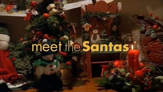 Знакомьтесь, семья Санта-Клауса (Meet the Santas)