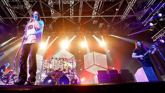 Dream Theater: Live at Luna Park (Dream Theater: Live at Luna Park)