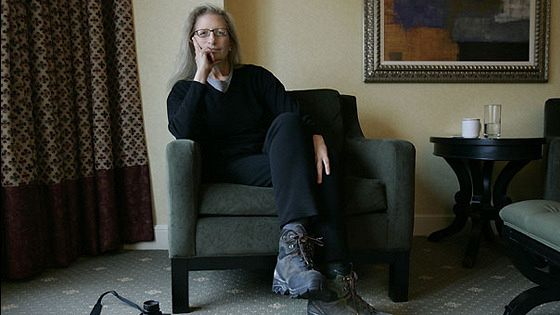 Анни Лейбовиц: Жизнь через объектив фотоаппарата (American Masters. Annie Leibovitz: Life Through a Lens)