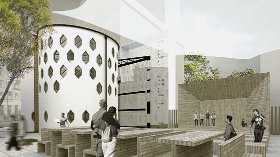 Концепция музея Дома Мельникова