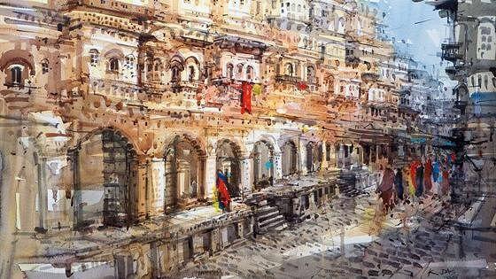 Шри Кашинатх Дас (Индия)