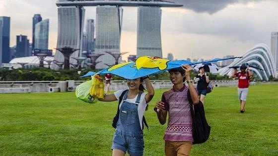 Сергей Ковальчук: Сингапур. Всеазиатский перекресток