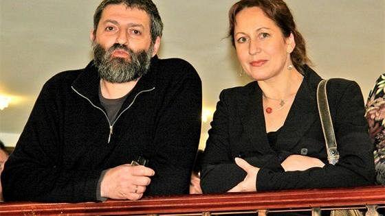 Творческий вечер Марины Солопченко и Эмиля Капелюша