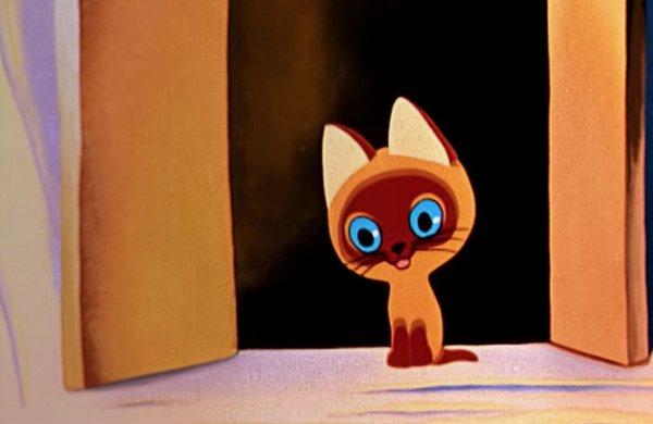 любимых котиков из мультфильмов