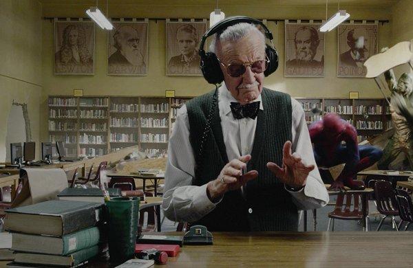 камео Стэна Ли в кинокомиксах «Марвел» и не только