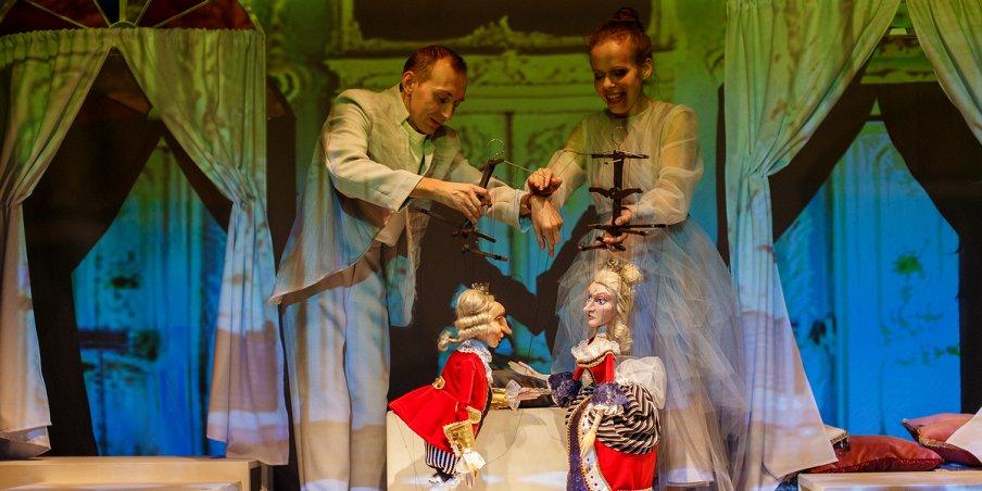 7 спектаклей для детей на онлайн-фестивале «Царь-Сказка»/Kingfestival