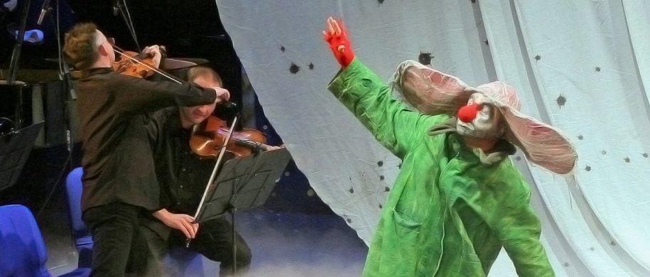 «Снежная симфония» Славы Полунина: почему нужно это увидеть?