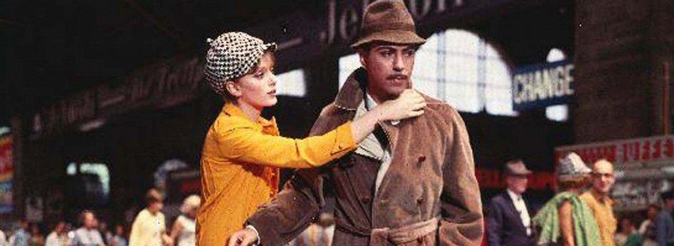 Кино: «Инспектор Клузо»