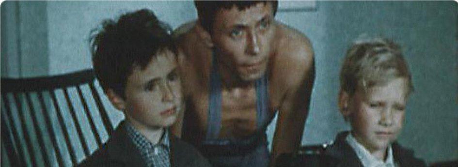Кино: «Пожар во флигеле, или Подвиг во льдах»