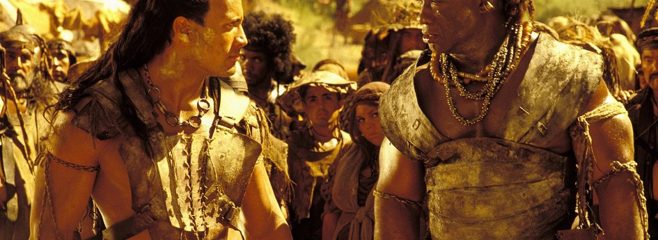Кино: «Царь скорпионов»