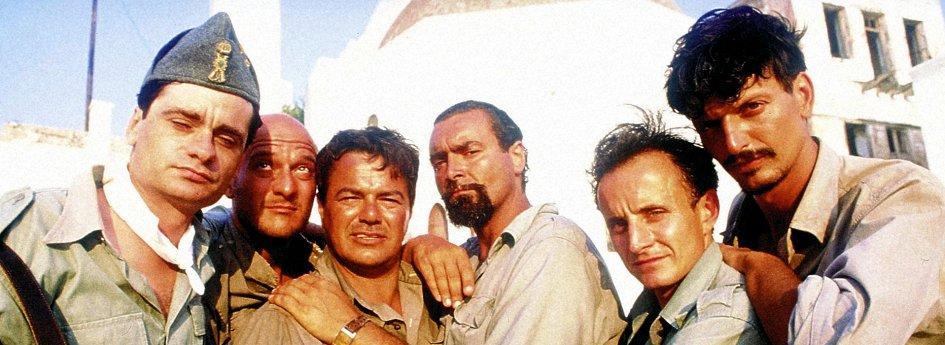 Кино: «Средиземноморье»