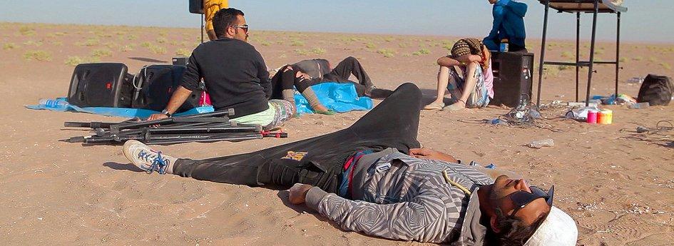 Кино: «Рейв в Иране»