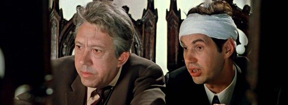 Кино: «Старики-разбойники»