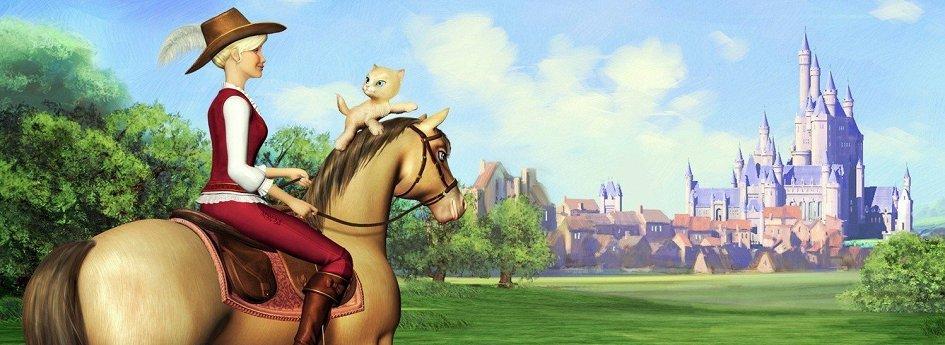 Кино: «Барби и три мушкетера»