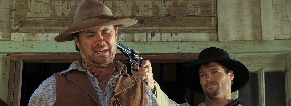 Кино: «Американские бандиты: Фрэнк и Джесси Джеймс»