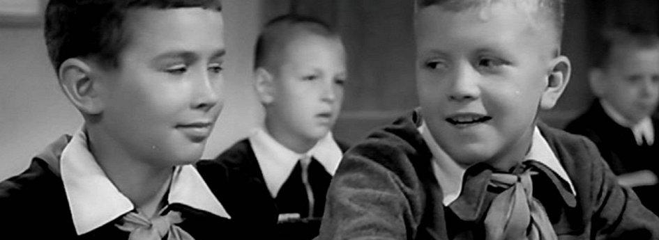 Кино: «Алеша Птицын вырабатывает характер»