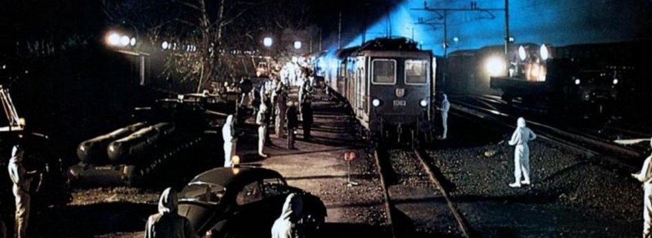 Кино: «Перевал Кассандры»