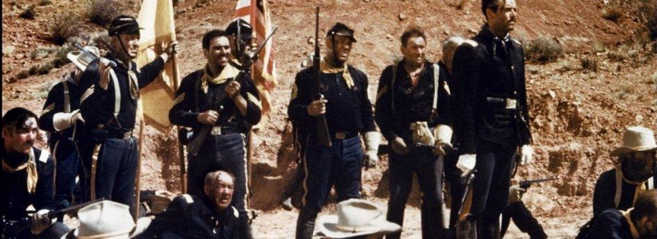 Кино: «Форт Апачи»