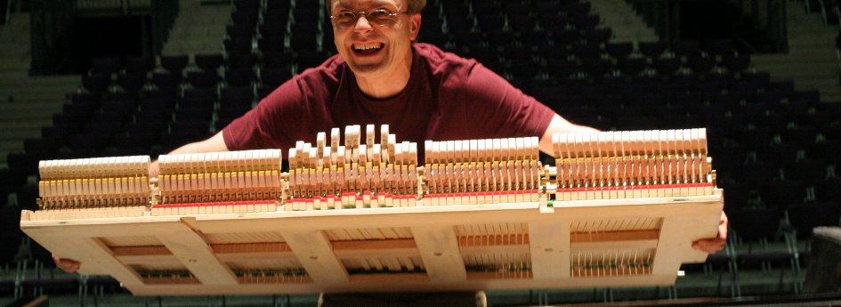 Кино: «Пианомания»